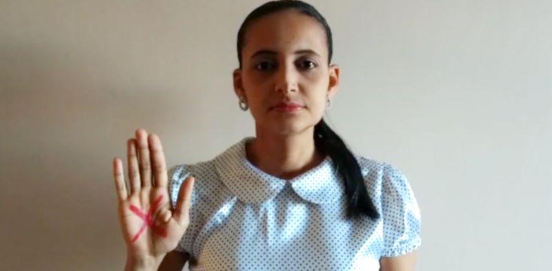 """Eunápolis: OAB apresenta a Campanha """"Basta! Diga NÃO à Violência contra Mulher"""" 18"""